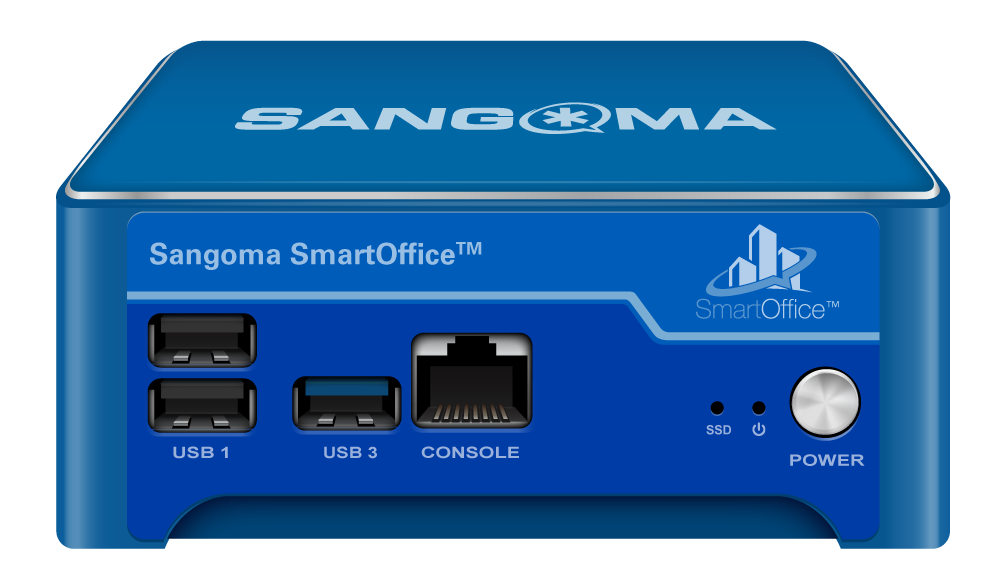 A large image showing the SmartOffice appliance