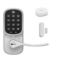 SmartOffice Wireless Door Kit for a Lever Lock - Product Image